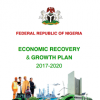 Economic Recovery & Growth Plan 2017-2020